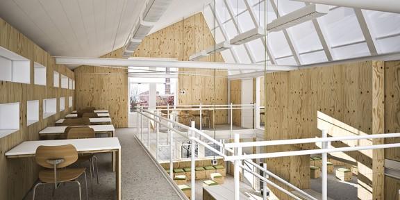 Arbeitsräume Innenarchitektur | FH-Kaiserslautern