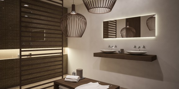 Badezimmer | Innenarchitektur