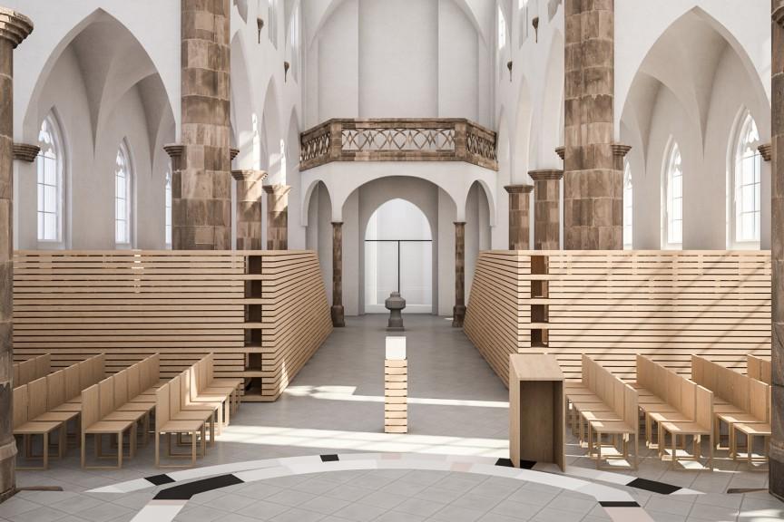 Grabeskirche | Umnutzung Sakralbauten