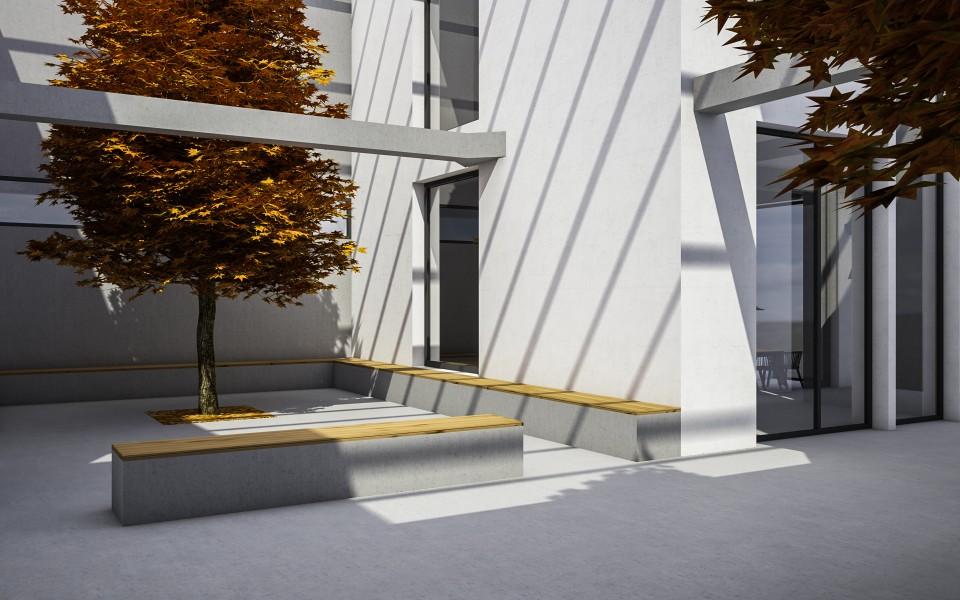 Architekturvisualisierung Wohnhaus | Exterior