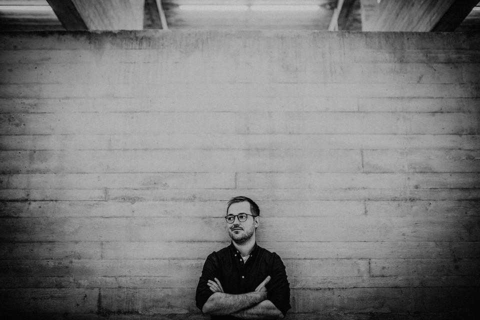 Matthias Knab | Innenarchitekt Mannheim | Portrait
