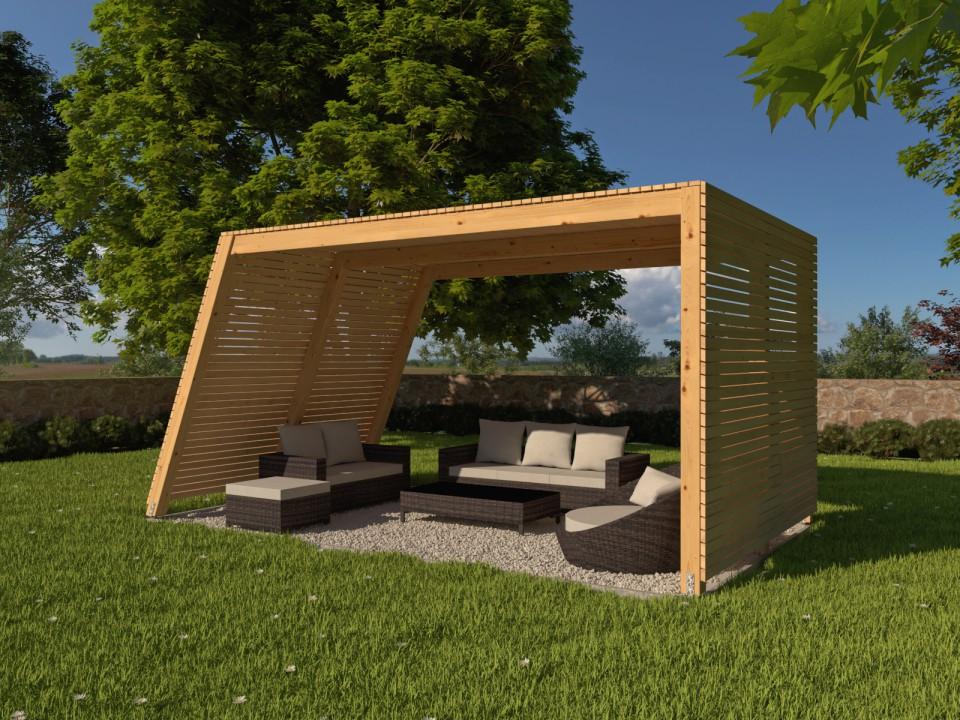 Garden Cubes | Produktvisualisierung