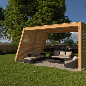Garden Cubes | Pavilion