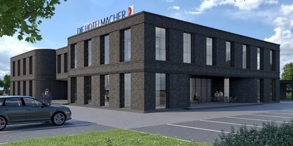 Die Hotelmacher | Verwaltungsgebäude